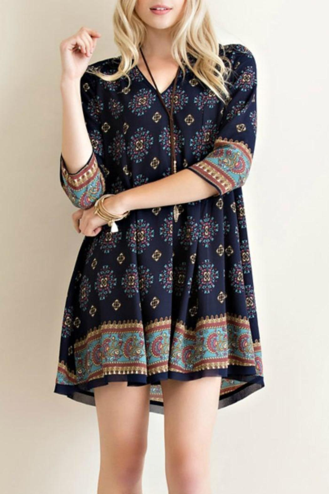 c158eb0d2d80 Entro Boho Style Dress From Mississippi By Exit 16 Diamondhead