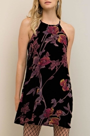 Entro Bold Floral Dress - Product Mini Image