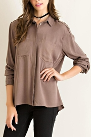 Entro Button Down Shirt - Product Mini Image