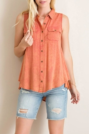 Entro Button-Down Shirt - Front cropped