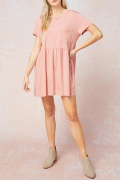 Entro Casual Babydoll Dress - Product List Image