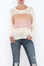 Entro Color Combo Sweater - Product Mini Image