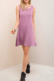 Entro Crisscross Dress - Product Mini Image