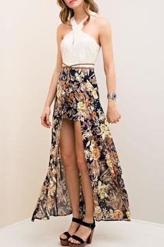 Entro Date Night Romper - Product List Image