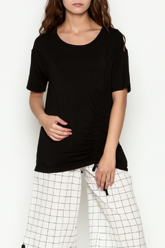 Entro Drawstring Detail Top - Product List Image