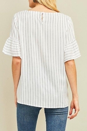 Entro Embroidered Top - Side cropped