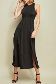 Entro Empire Waist Dress - Product Mini Image
