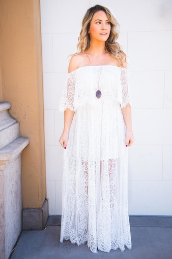 Entro Fairy Tale Dress from California by Apricot Lane - Folsom — Shoptiques