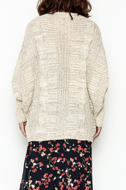Entro Fire Side Sweater - Back cropped