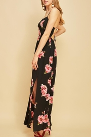 Entro Floral Backless Maxi - Other