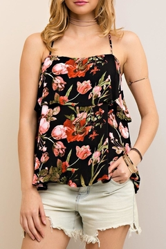 Shoptiques Product: Floral Layered Camisol