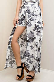 Entro Floral Maxi Short/Skirt - Product Mini Image