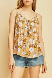 Entro Floral Print Cami - Front cropped