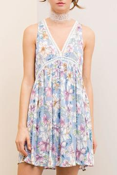 Shoptiques Product: Floral Print Sleeveless