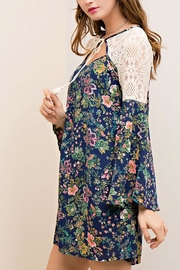 Entro Flower Child Dress - Side cropped