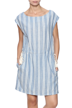 Shoptiques Product: Gives Me the Blues Chambray Dress