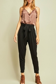 Entro High-Waist Harem Pant - Product Mini Image