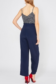 Entro High Waisted Jumpsuit - Back cropped