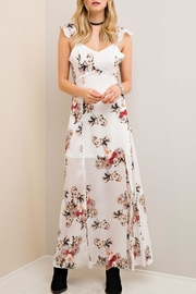 Entro Ivory Floral Maxi - Product Mini Image