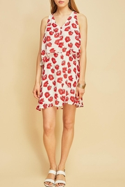 Entro Layered Floral Dress - Product Mini Image