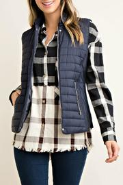 Entro Lightweight Quilted Vest - Product Mini Image