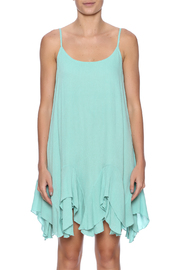 Entro Mint Summer Dress - Side cropped