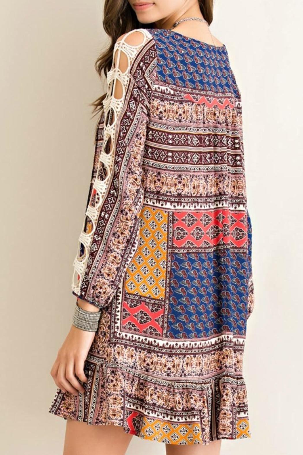 Patchwork Perfect Dress