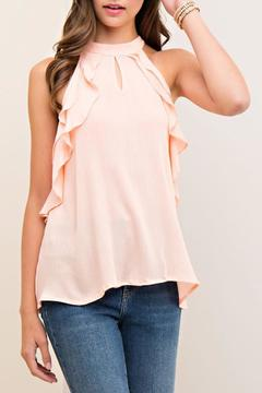 Shoptiques Product: Peach Sweet Tank