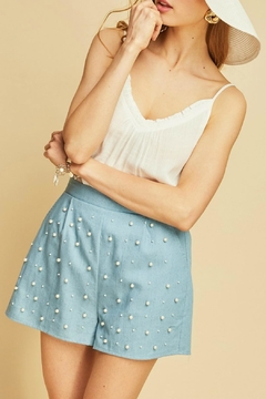 Shoptiques Product: Pearl Perfection Shorts