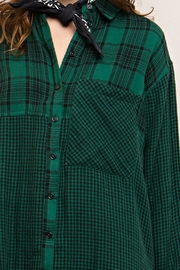 Entro Plaid Button Down - Other