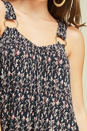 Entro Printed Pleated Top - Other