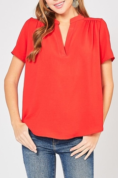 Entro Short Sleeve Top - Product List Image