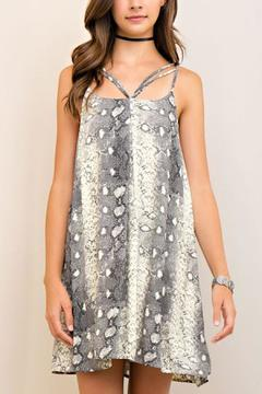 Shoptiques Product: Snakeskin Dress