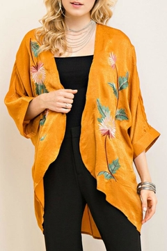 Shoptiques Product: Fire So Silk Kimono