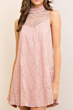 Shoptiques Product: Solid Lace Dress