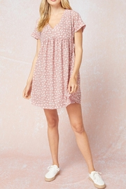 Entro Spotted Babydoll Style Dress - Product Mini Image