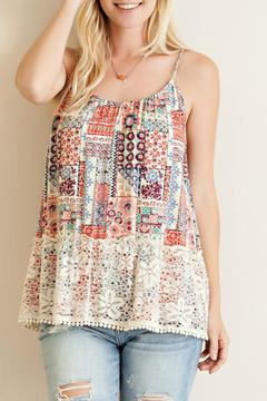 Shoptiques Product: Springtime Fun Tank
