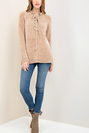 Entro Super Soft Sweater - Front cropped