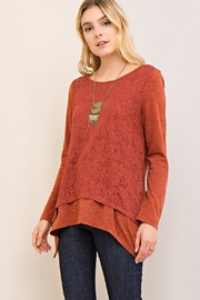 Entro The Autumn Top - Product Mini Image