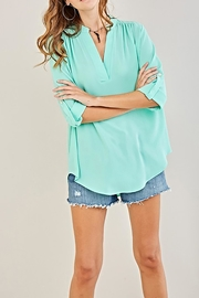 Entro The Claudia Blouse - Front cropped