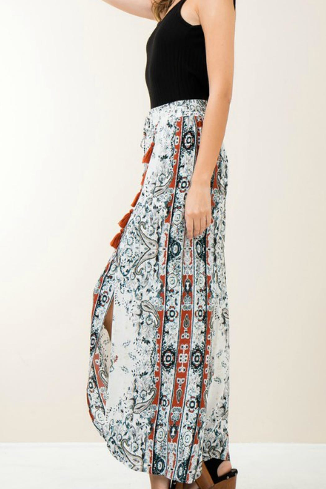 Entro The Danielle Pants - Side Cropped Image