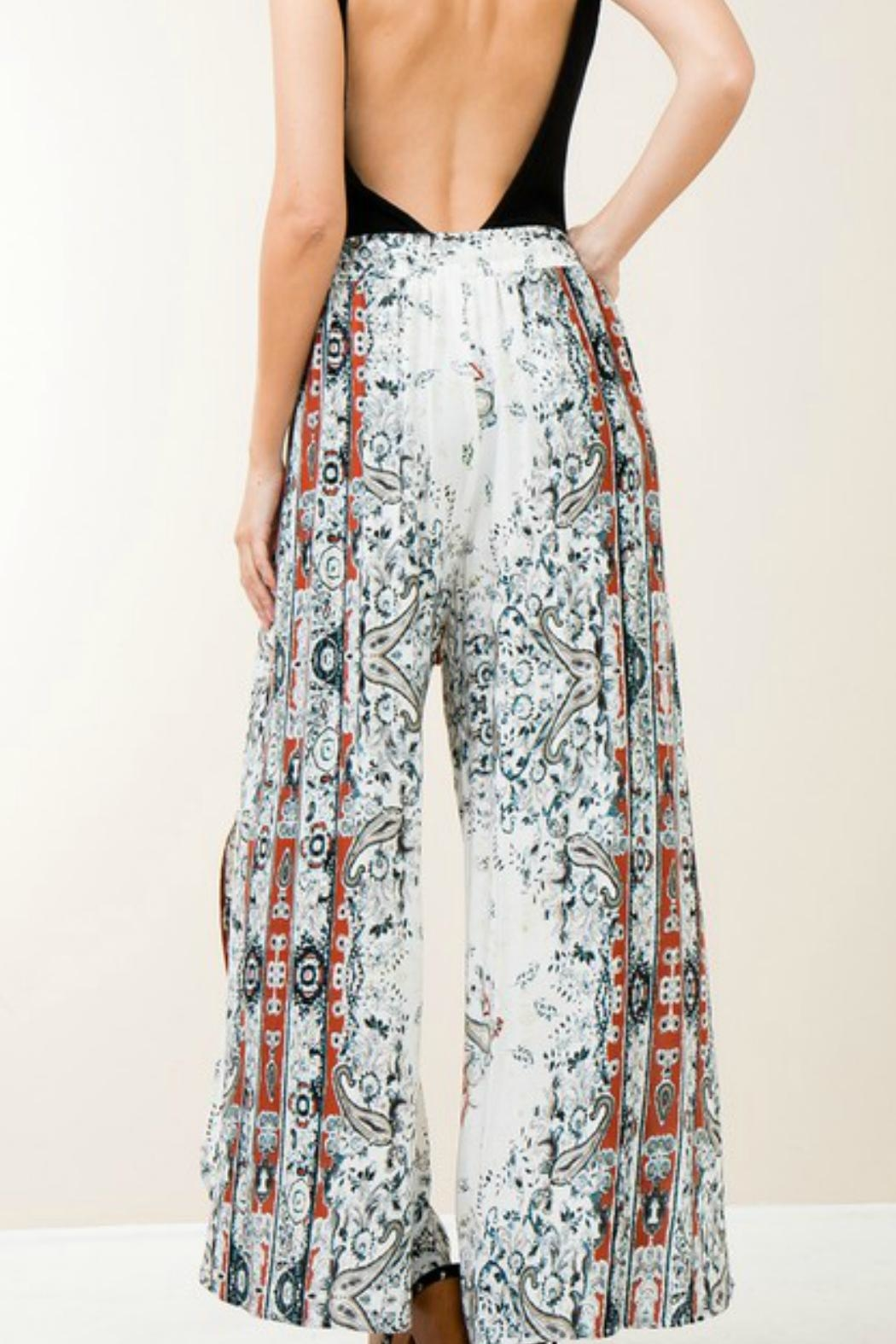 Entro The Danielle Pants - Front Full Image