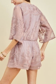 Entro The Latte Romper - Side cropped