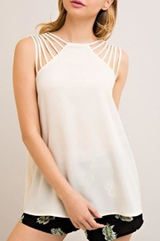 Entro The Sinead Top - Front cropped