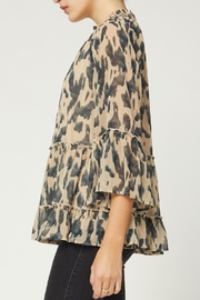 Entro Tiered 3/4 Sleeve - Side cropped
