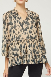 Entro Tiered 3/4 Sleeve - Front cropped
