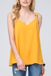 Entro Tortoise Ring Tank - Front cropped