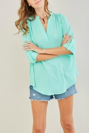 Entro V-Neck Versa Top - Product Mini Image