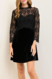 Entro Warm My Heart Dress - Front cropped