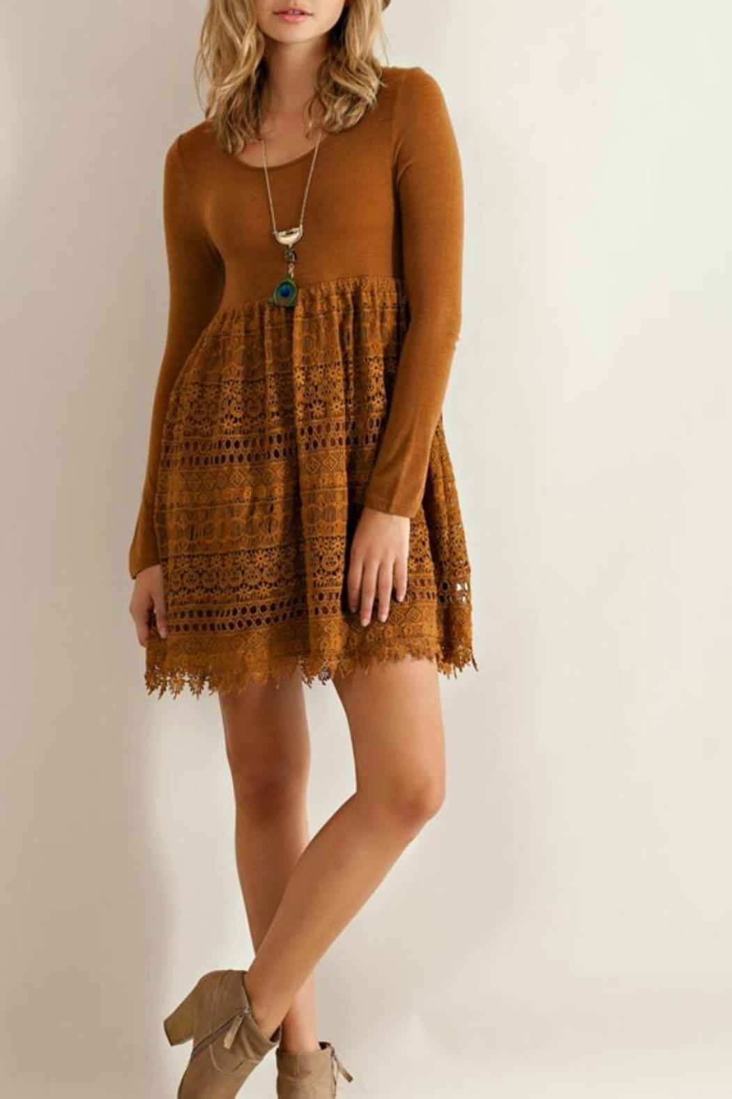 1cddf0934706 Entro Winter Lace Dress from Mississippi by Exit 16 - Diamondhead ...
